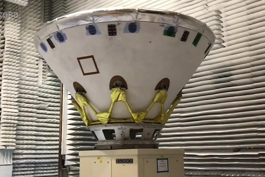 [Vidéo] Quand faire tourner un vaisseau spatial comme une toupie sert à conquérir Mars