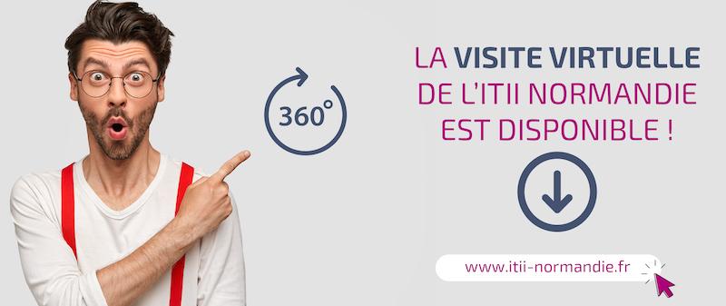 Visite virtuelle ITII Normandie