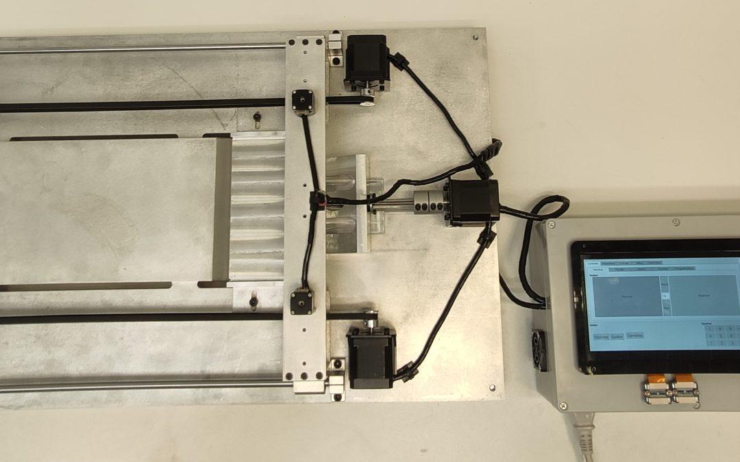 Fabrication Additive – Premiers résultats pour le projet CLIP FAM