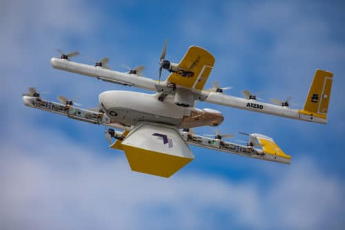 Alphabet's Wing seeks expanded US drone flight permissions | Air Cargo World