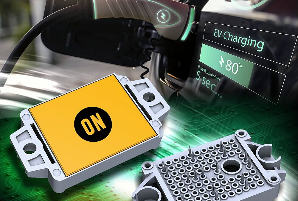 ON Semi announces SiC MOSFET modules for Charging EVs – News