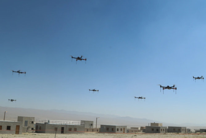 US Army could soon have a high-power microwave to destroy small drone swarms