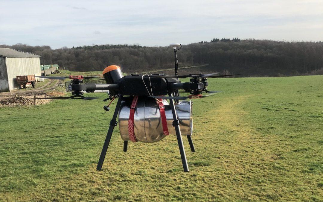 A l'occasion de l'UAV Show 2021, premier salon Européen du drone professionnel :   L'innovation Drones en Normandie s'illustre avec ses 3 acteurs de référence : NAE, le CIDN et le consortium européen Prestigious
