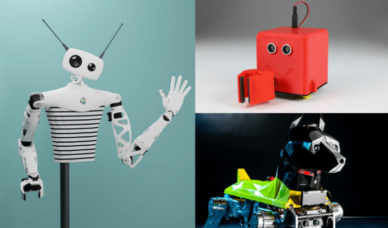 Les robots et l'impression 3D : découvrez 12 projets innovants – 3Dnatives