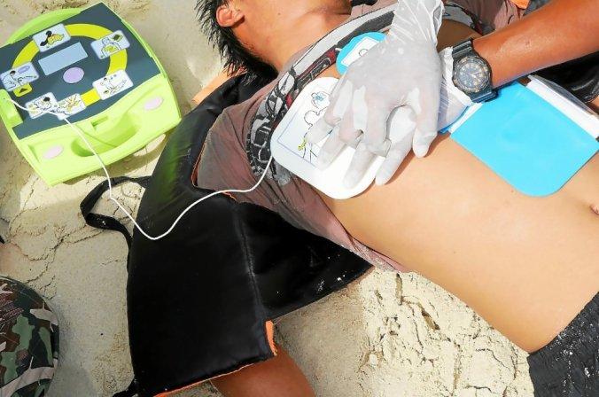Arrêt cardiaque: des défibrillateurs par drone? – Santé – Le Télégramme