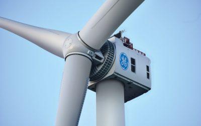 General Electric mise sur l'impression 3D industrielle pour fabriquer l'Haliade-X, son éolienne offshore