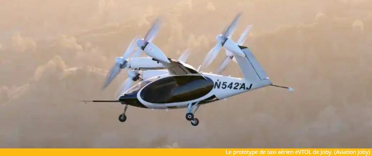 La NASA teste un prototype de «taxi aérien» électrique conçu pour transporter des passagers dans le ciel