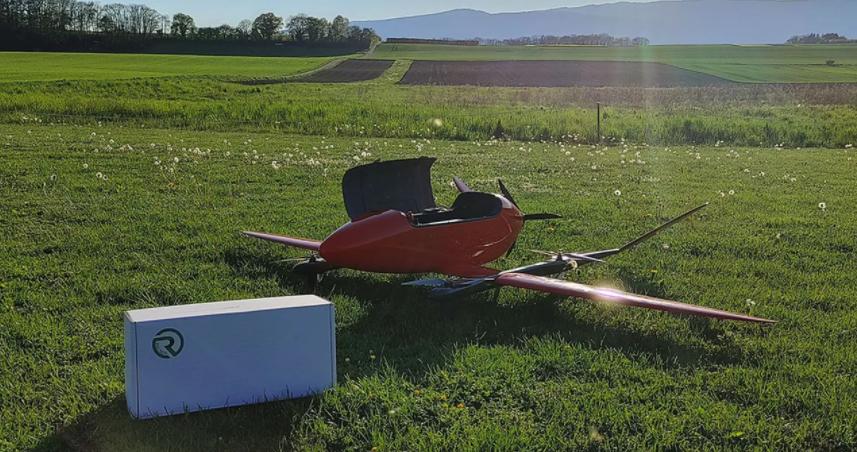 Biogroup va expérimenter le transport des analyses médicales par drone   Les Echos
