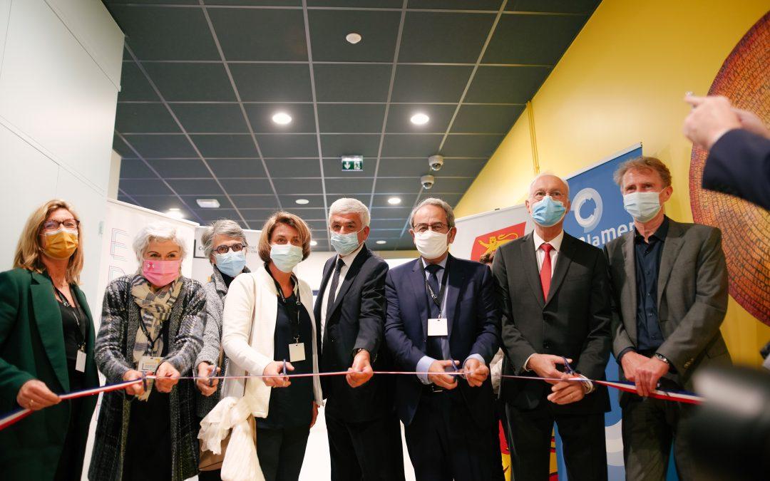 Inauguration du campus CESI Caen pour former aux compétences et aux métiers de demain